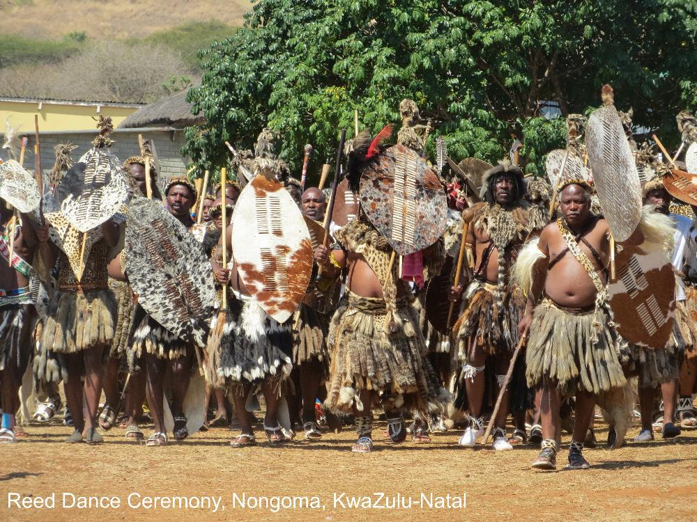 Reed Dance Ceremony, Nongoma