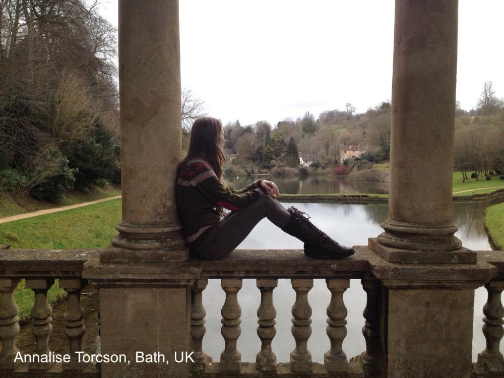 Annalise Torcson, Bath, UK